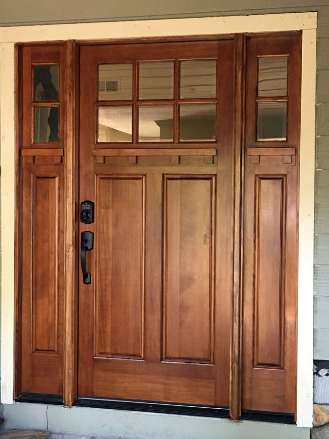 Lower Energy Costs Amp Add Curb Appeal With New Entry Doors