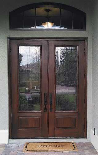 New Entry Door Installation