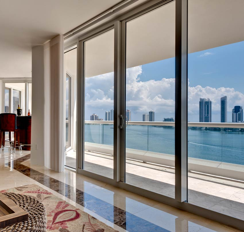Impact Doors Can Protect Your Coastal Condo From