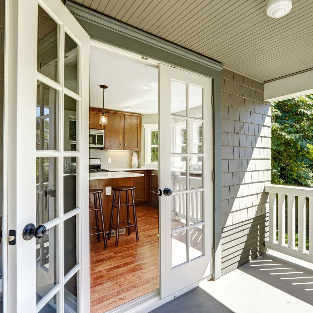 Exterior: Brighten & Beautify Your Home With Exterior French Doors