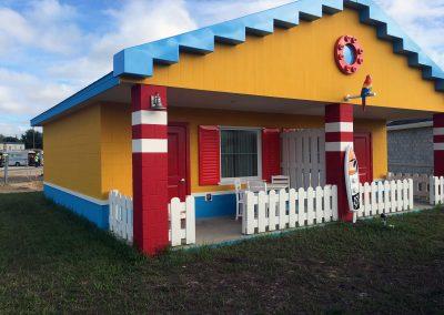 Legoland After Window Installation