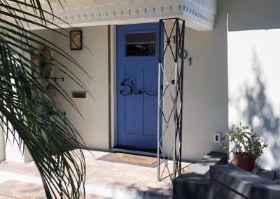 New Custom Entry Door AFTER