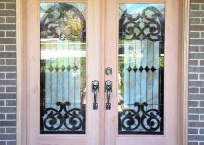 double impact doors