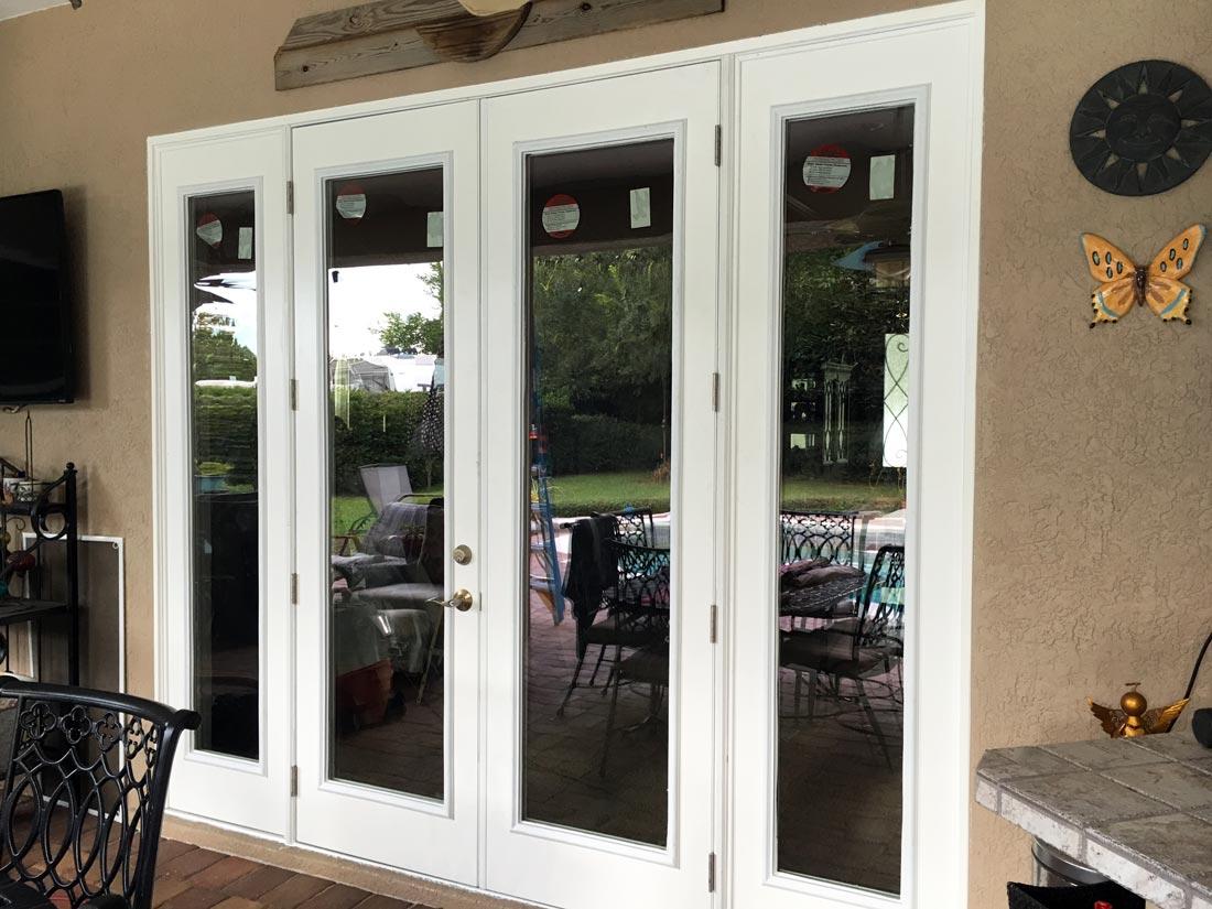 Exterior French Doors In Central Florida Orlando