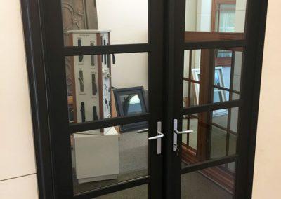"""Interior French Doors """
