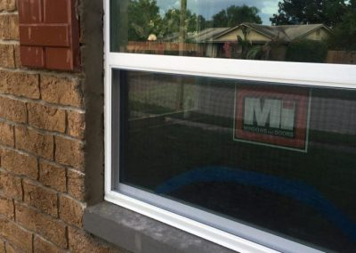 Single Hung Impact Window