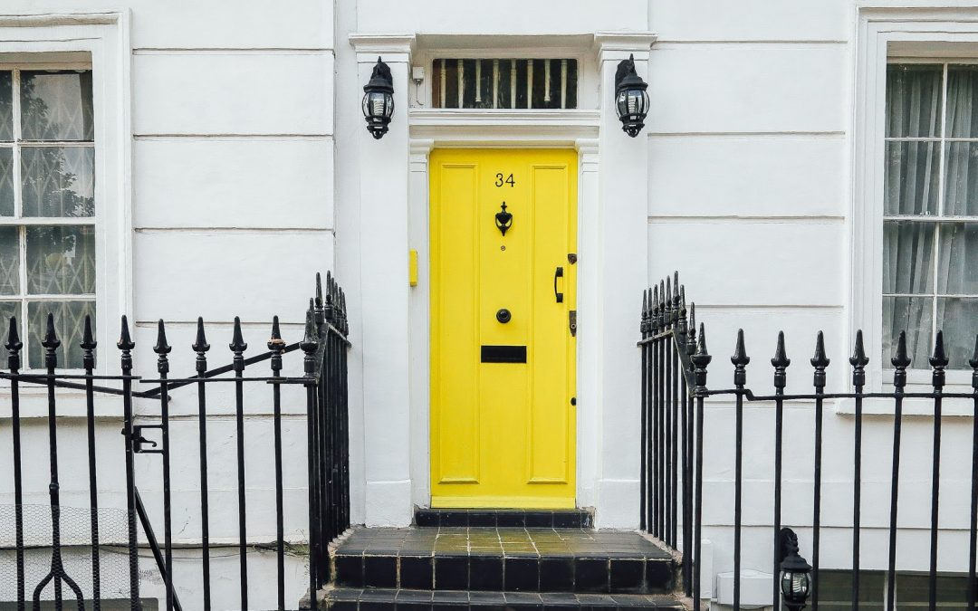 Coordinating Your Home's Door With the Rest of Your Exterior