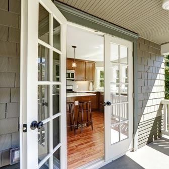 Exterior French Doors in Orlando
