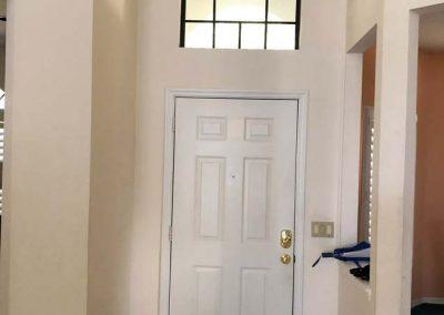 """""""Inside Door Before Replacement """""""