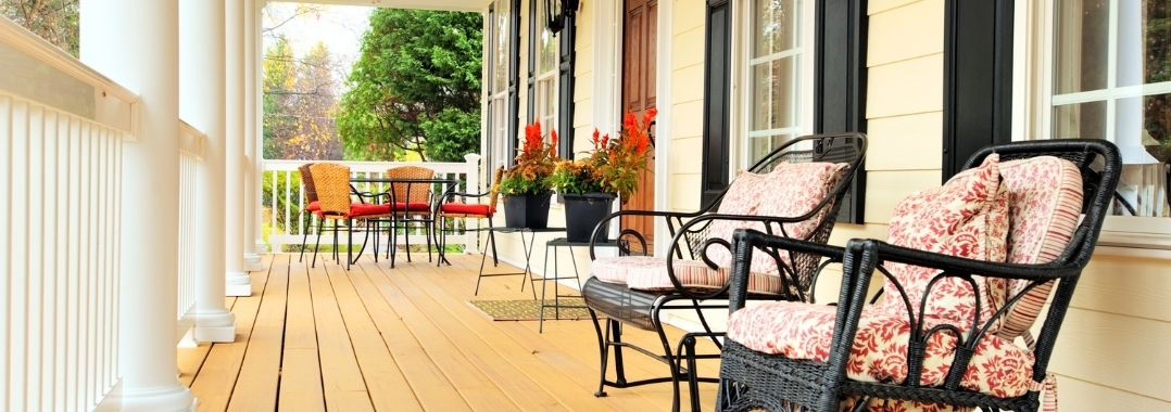Tips for Creating a Stunning Front Porch